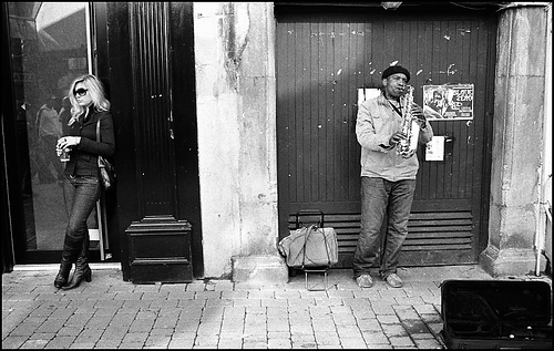 Unheard Melodies, Galway