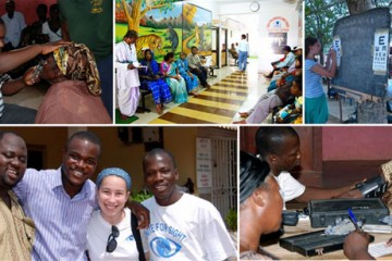 Unite for Sight - Volunteer Abroad