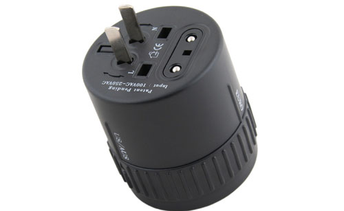 Universal AC Travel Adaptor