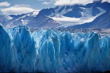 Upsala Glacier, Patagonia