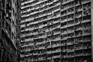 The Urban Monoliths of Hong Kong, China