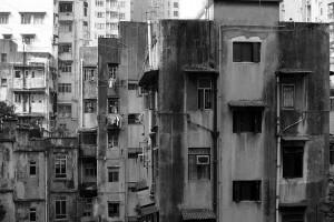 Hong Kong's Central District, China