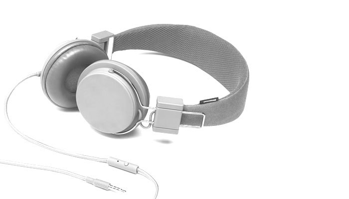Urbanears Plattan Headphones (gray)