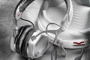 V-MODA Crossfade M-80 White Pearl Headphones