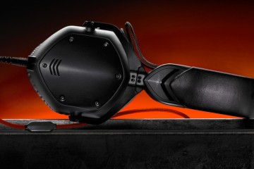 V-MODA M-100 Headphones (black)