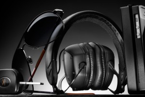 V-MODA XS On-Ear Folding Design Noise-Isolating Metal Headphone