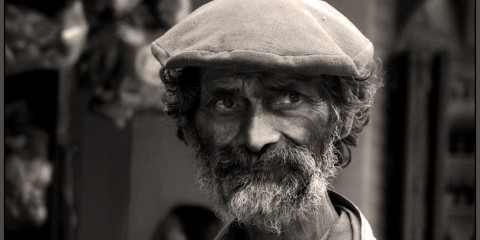 Old Vagabond in Ravangla, Sikkim, India