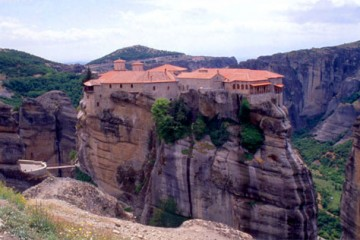 Varlaam Monastery at Meteora
