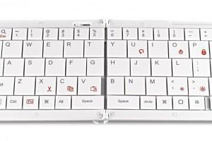 Verbatim Wireless Bluetooth Mobile Keyboard (white)
