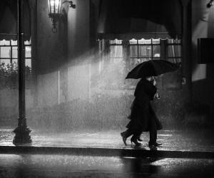 Walking in the Rain, Boston