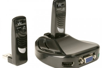 Wireless Audio/Video Display Adapter - SWP100A