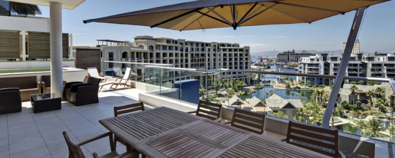 Travel South Africa: A Waterfront Stay at Cape Town's Luxurious Lawhill Apartments — Vagabondish