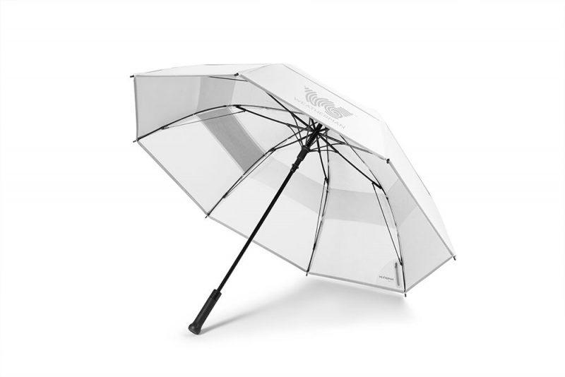 Weatherman Umbrella (white)