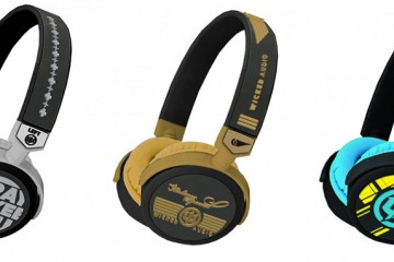 Wicked Audio 3D Headphones