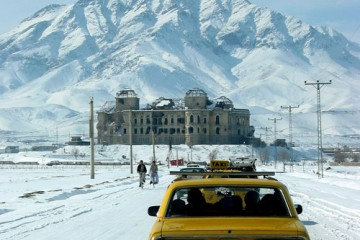 Winter Streets, Kabul