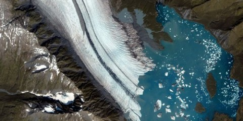 Glacier Photos (via Wired.com)