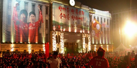 World Cup Frenzy, South Korea