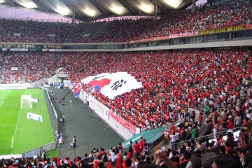 World Cup Soccer, Korea