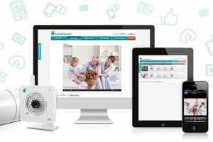 Y-cam: HomeMonitor Indoor & Outdoor Wireless Home Security System