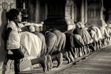 Lost in Thoughts, Lost in Prayers (India)