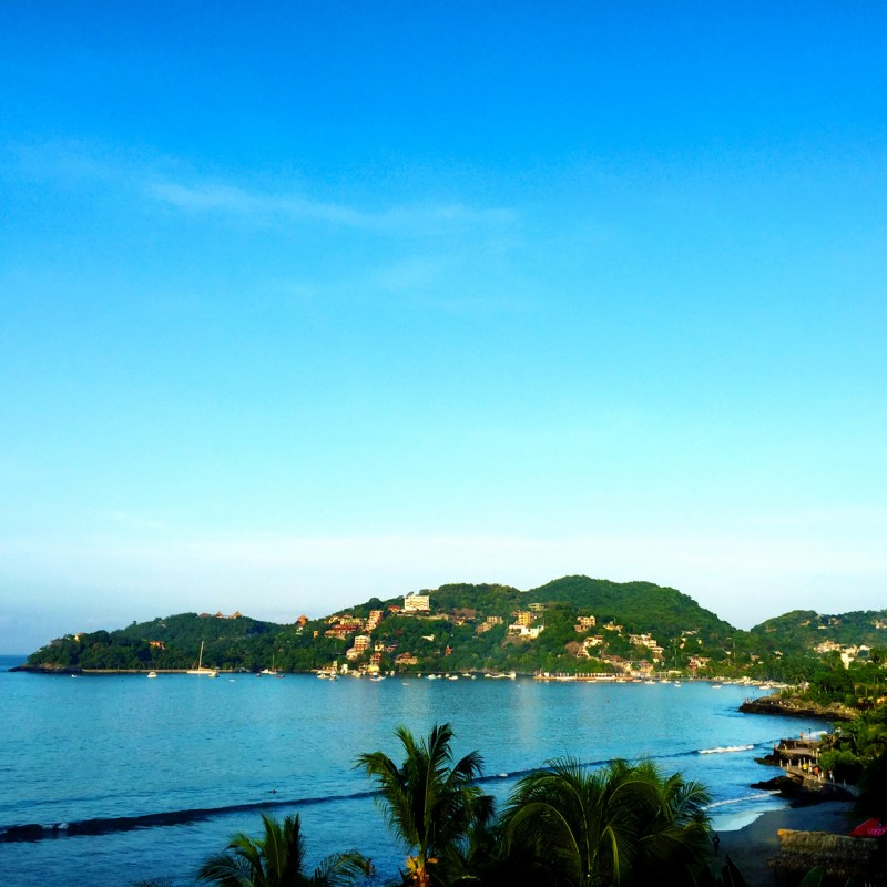 Zihuatanejo Bay, Mexico