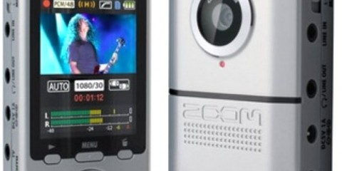 Zoom Q3HD Digital Video Camera
